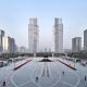 Башни Zhengzhou Greenland Central Plaza, Чжэнчжоу