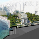 Монако – расширение береговой линии,