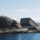 Первый в Европе подводный ресторан готовится к открытию в Норвегии