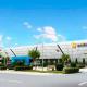 Металлические перфорированные кассеты GRADAS украсили фасад нового завода «Мазда Соллерс» во Владивостоке