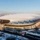 Реконструкция стадиона «Динамо». ВТБ Арена Парк, Москва