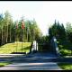 Парк памяти, скорби и покаяния в Катынском лесу,