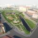 Реконструкция набережной реки Ушайка, Томск