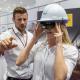 Компания Xella впервые представила в России шлем смешанной реальности Hololens для визуального контроля строительно-монтажных работ