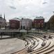 «Музейный парк». Благоустройство пешеходной зоны и территории, прилегающей к Политехническому музею, Москва