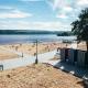 Благоустройство городского пляжа в Зеленодольске, Зеленодольск