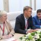 Президент ROCKWOOL Йенс Биргерссон встретился с главами регионов России и участвует во встрече Президента РФ с представителями иностранного бизнеса