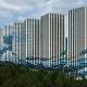 Высотные дома жилого комплекса «Эталон-сити», Москва