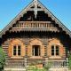 Деревня Александровка в Потсдаме: Памятник деревянного зодчества