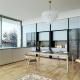 Компания AGC представила новый продукт – стекло Matelac Silver Crystalvision