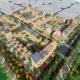 Жилой массив для Нового города Сюнъань, Сюнъань