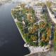 Больше, чем просто пейзаж. Ландшафтно-архитектурная концепция парка «Тучков буян», Санкт-Петербург