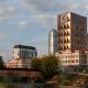 Блестящая начинка для первого здания Нормана Фостера в России