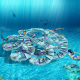 Подводный парк скульптуры ReefLine, Майами