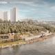 Проект планировки территории набережной Москвы-реки от железнодорожного моста Курского направления железной дороги до Братеевского каскадного парка