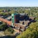 Реновация заброшенной фабрики под частный жилой комплекс для компании «АМИЛКО» в городе  Миллерово,