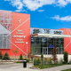 Алюминиевое «кружево» от GRADAS для спортивного комплекса «Ушконыр» в Казахстане