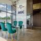 Состоялось открытие нового выставочного пространства AGC и Axaglass