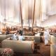 Qatar restaurant pavillon