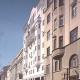 Жилой дом в Яковоапостольском переулке, д. 9-11, Москва