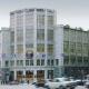 Деловой центр «Телеграф» и здание Госкомитета по телекоммуникациям, Москва