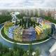 """Генеральный план жилого комплекса """"Gardens of cultures"""" на Пятницком шоссе,"""