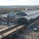 Центральный вокзал Дрездена – реконструкция