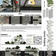 Конкурсный проект Designing in Teheran. Benetton Group Competition,