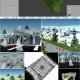 """Объект """"Ворота"""" для архитектурного фестиваля «Зурбаган» из цикла «Города»,"""