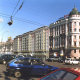 Hotel on Pushkinskaya Square, Moscow