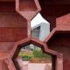 Павильон в архитектурном парке Цзиньхуа, Йинхуа