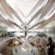 Городская библиотека будущего и Центр новых медиа - конкурсный проект, Гент