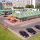 Многофункциональный заправочный комплекс ВР с рестораном Макдоналдс, Москва