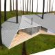 Загородный дом «Оригами»,