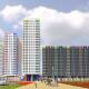Конкурсный проект жилого комплекса в г. Мытищи, Москва