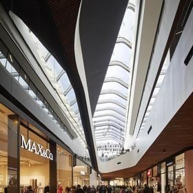 8ff4b6ceeae9 Объект · Бамбуковые интерьеры В Милане открылся торговый центр ...