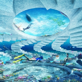 Подводное благоустройство