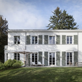 Себастиан Треезе стал лауреатом премии Дрихауса 2021 за традиционную архитектуру